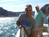Lake Powell Fishing 9-07-12