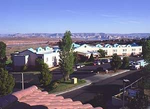 View of Best Western Arizona Inn