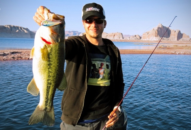 Lake powell news ambassador guides for Lake don pedro fishing report