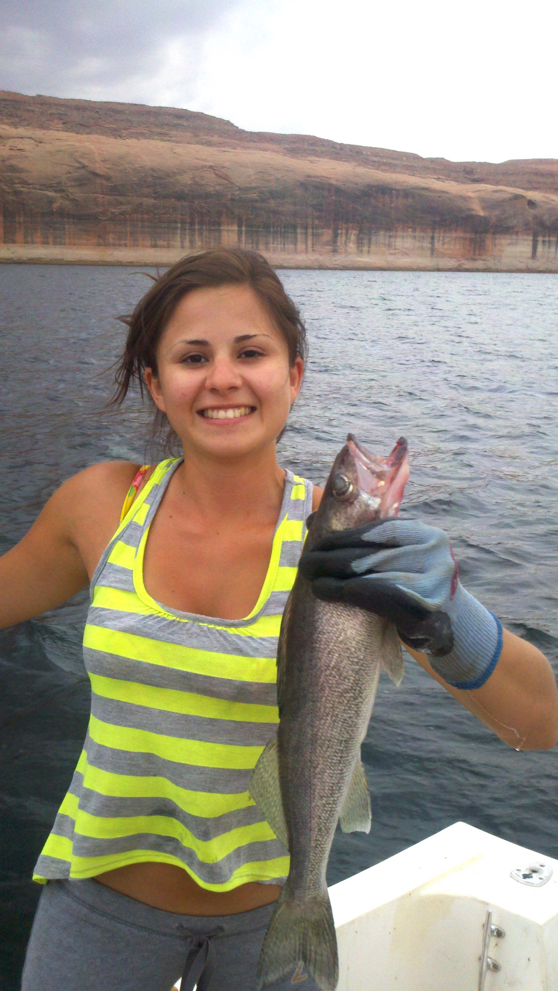Lake powell news ambassador guides for Lake fishing report