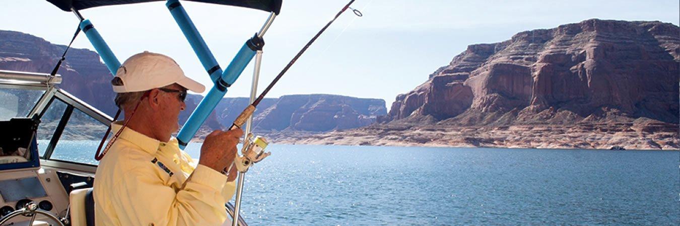 Ambassador Guides at Lake Powell – Guided Fishing Tours at