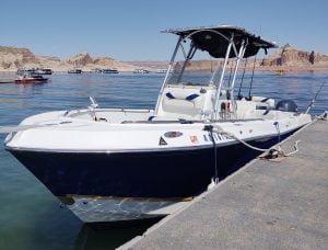 New Boat for 2021 Fishing Season