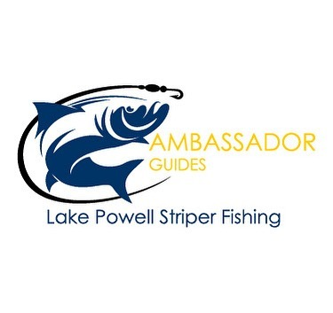 """FLY FISHING AT LAKE POWELL IS ON! Bring your 7-8 wt fly rod your floating and medium sink line.  Maximum anglers 2 = $575 for 5 hours.  Call and get your """"fish on"""" booking!  928-606-5829"""
